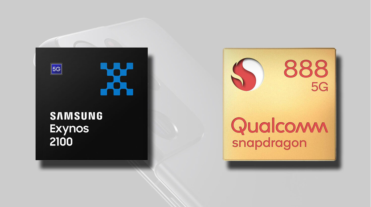 Samsung Galaxy S21: Exynos 2100 vs Snapdragon 888