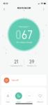 Xiaomi Mi Air Purifier 3H - App II