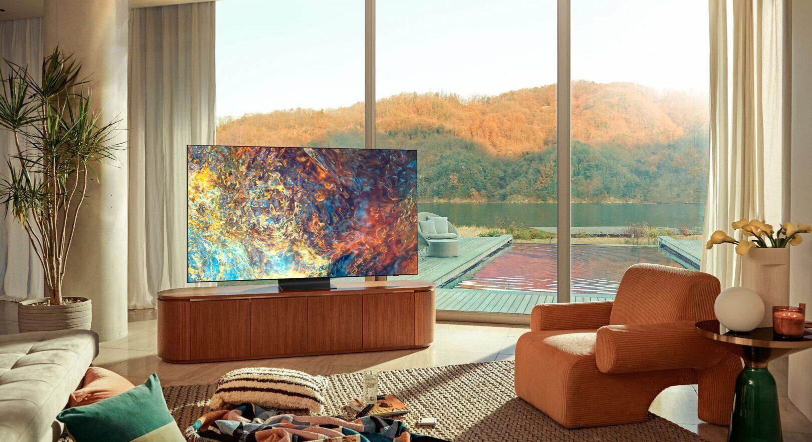 CES 2021: Samsungs neue Neo-QLED-Fernseher der Spitzenklasse