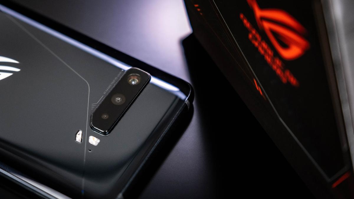 ASUS ROG Phone 3 Gaming-Smartphone Kamera