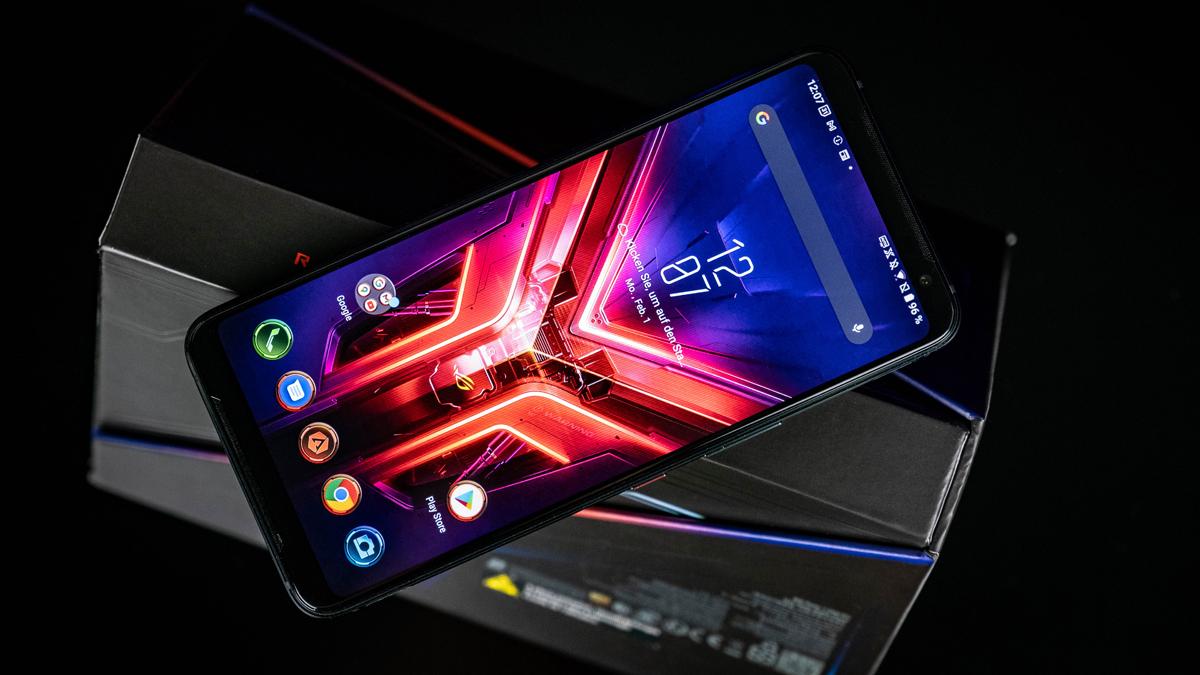 ASUS ROG Phone 3 Gaming-Smartphone