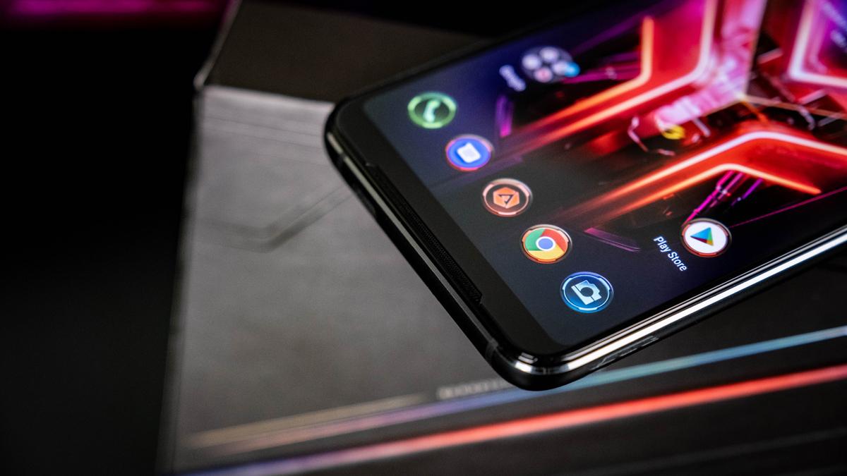 ASUS ROG Phone 3 Gaming-Smartphone Speaker