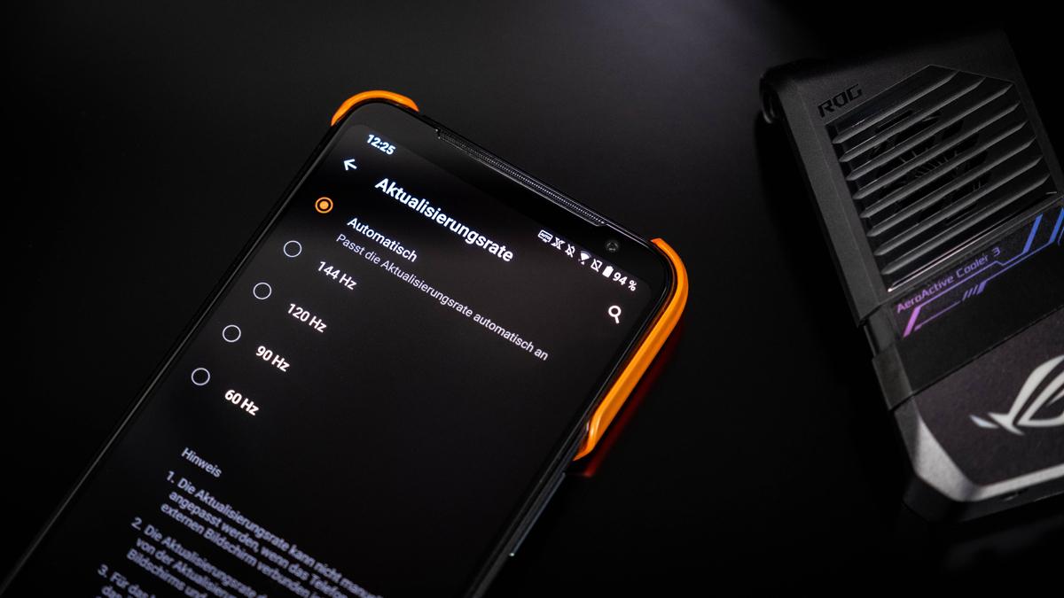 ASUS ROG Phone 3 Gaming-Smartphone 144 Hz