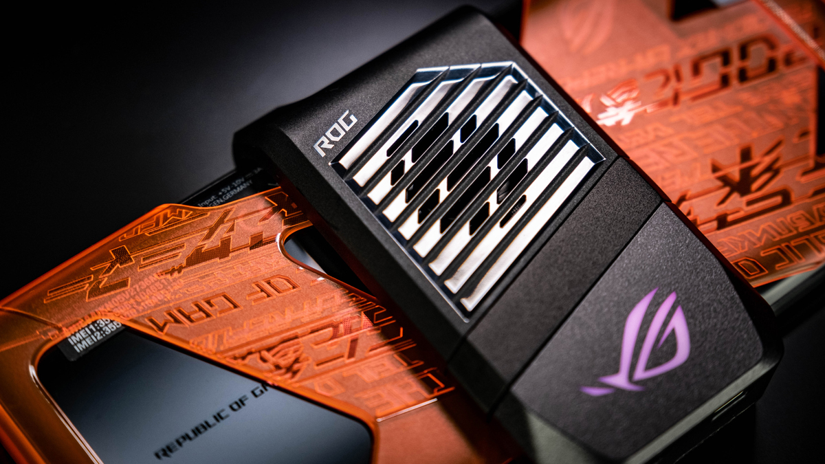ASUS ROG Phone 3 Gaming-Smartphone Lüfter