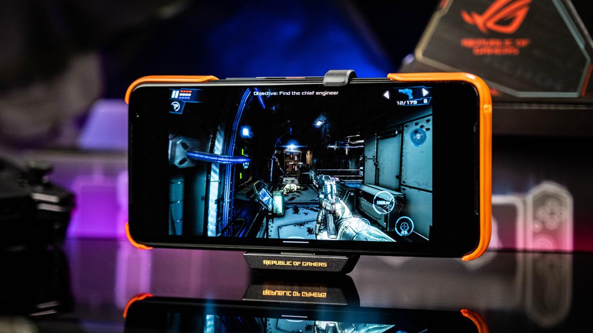 ASUS ROG Phone 3 Gaming-Smartphone Gaming