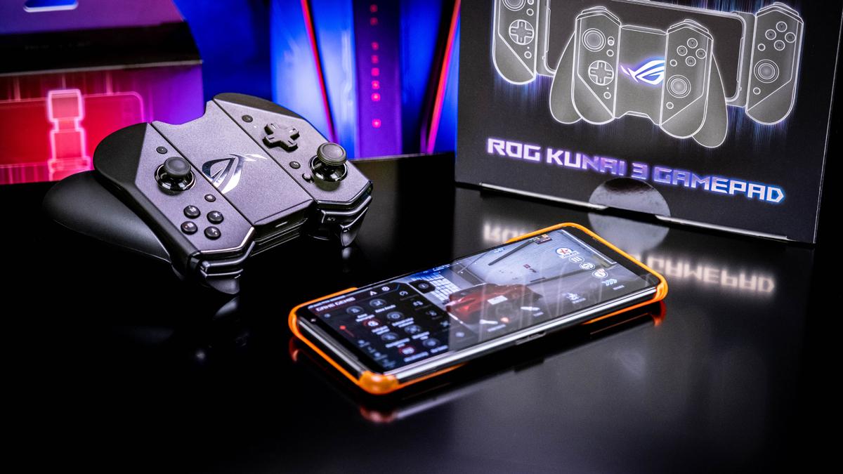 ASUS ROG Phone 3 Gaming-Smartphone Zubehör