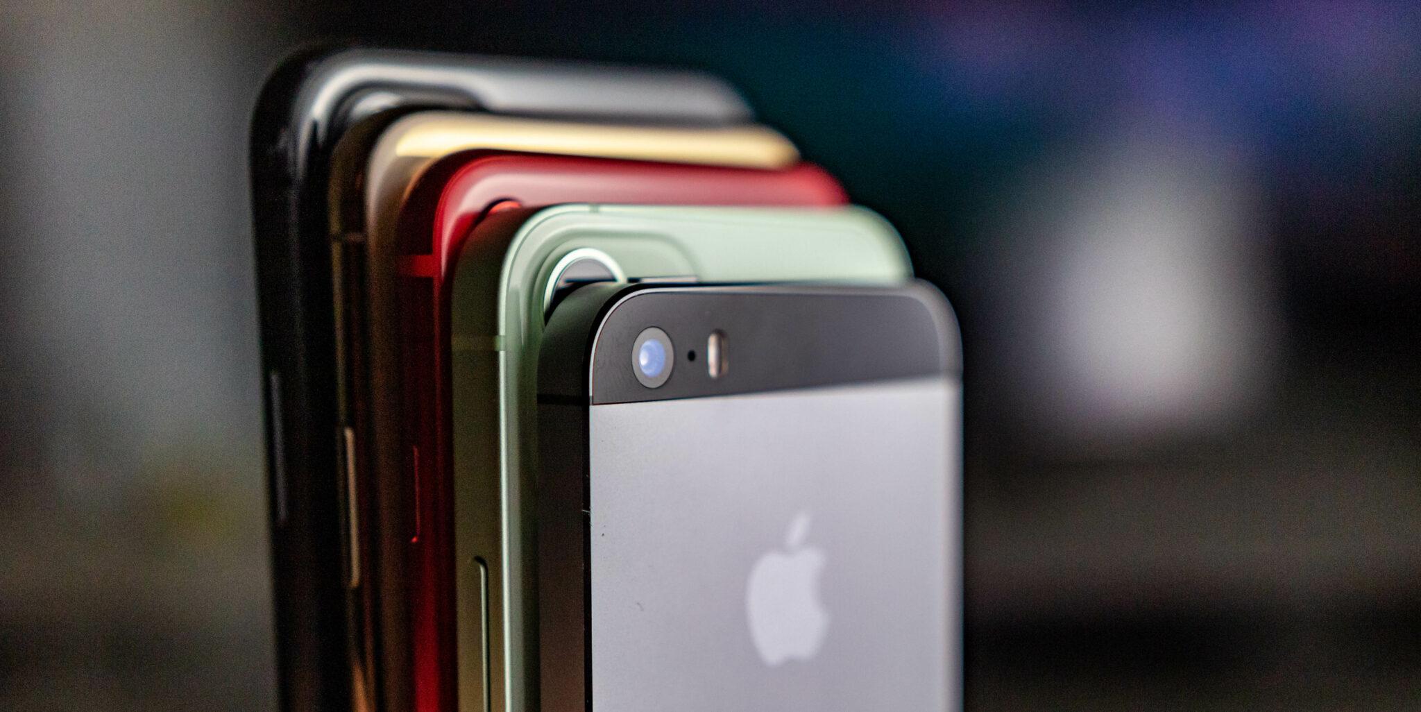 Apple iPhone 12 mini- Größenvergleich