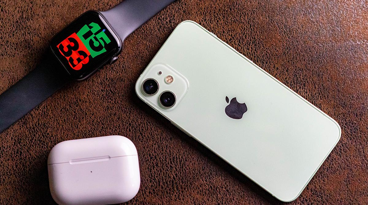 Apple iPhone 12 mini- opener