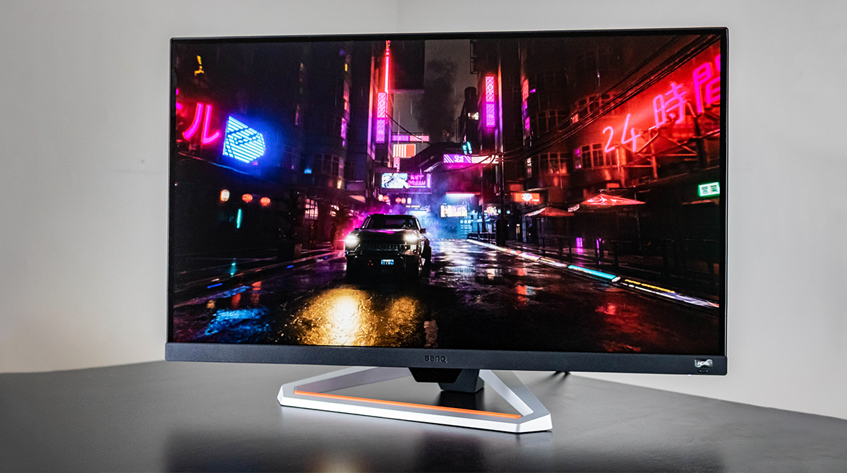BenQ MOBIUZ EX2710 im Test: Schneller Gaming-Monitor mit FreeSync Premium