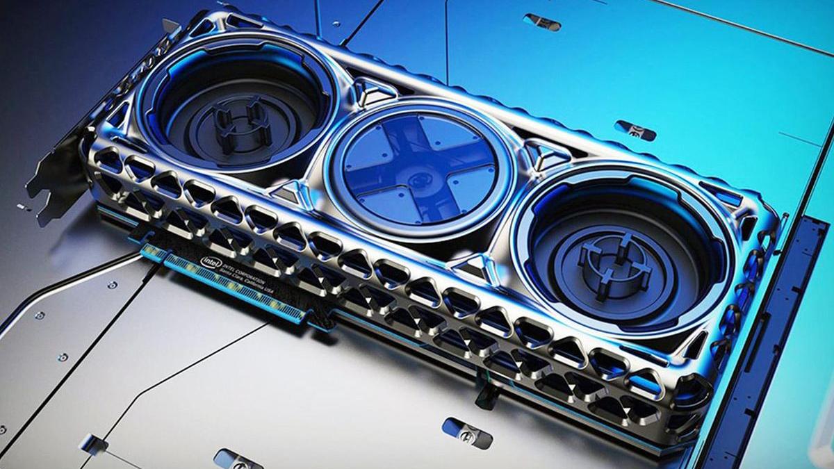 Intel Xe HPG: Gaming-Grafikkarte mit 12GB VRAM aufgetaucht