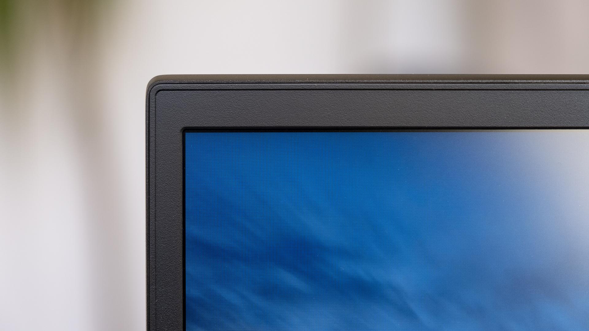 Lenovo ThinkPad E15 Display Ränder