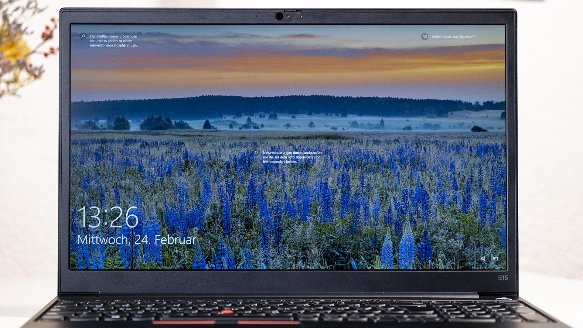 Lenovo ThinkPad E15 Display