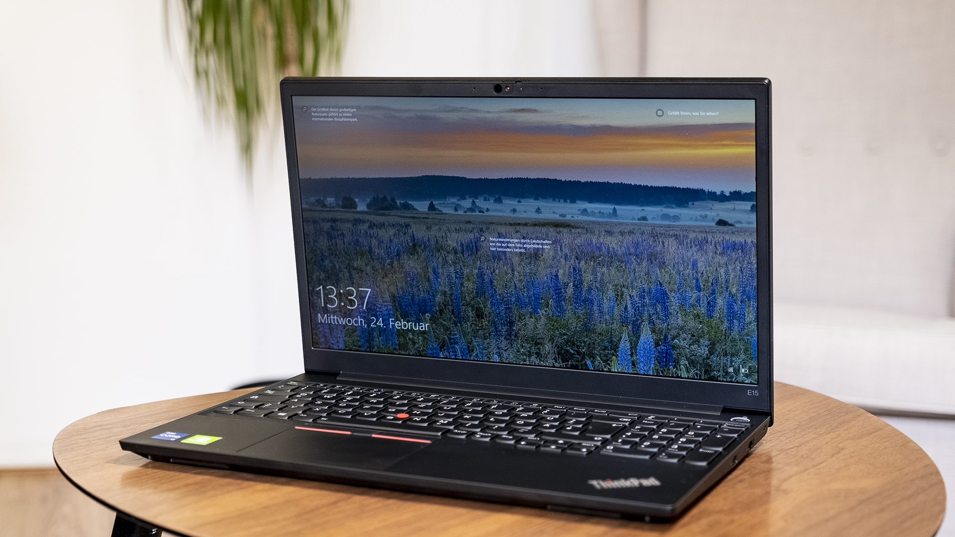 Lenovo ThinkPad E15 Frontal Filler