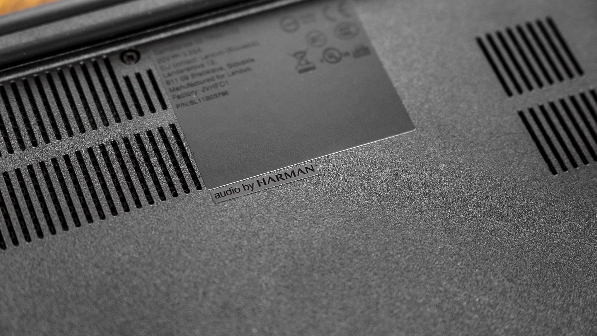 Lenovo ThinkPad E15 Harman Audio