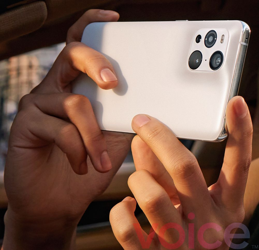 OPPO Find X3 Pro Evan Blass Voice Leak Kamera 2