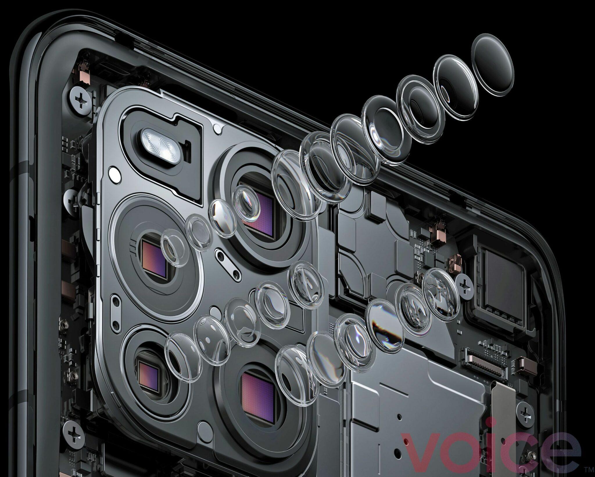 OPPO Find X3 Pro Evan Blass Voice Leak Kamera
