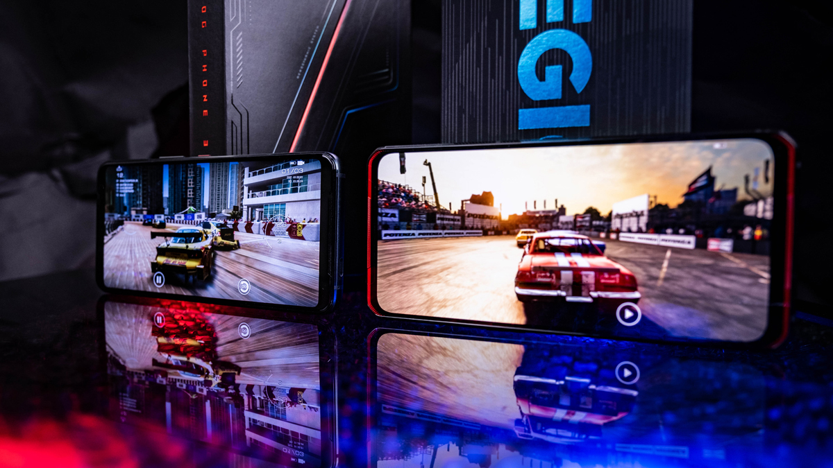 ROG Phone 3 und Legion Phone Duel Gaming