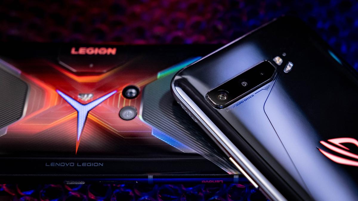 ROG Phone 3 und Legion Phone Duel im Vergleich