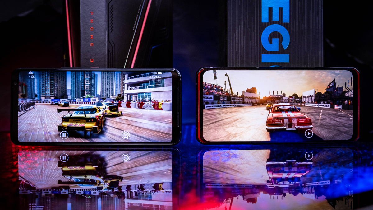 Lenovo Legion Phone Duel vs. Asus ROG Phone 3: Zeit für ein Duell