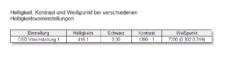 Razer Book 13 Helligkeit Kontrast Weißpunkt Spyder 5 Elite