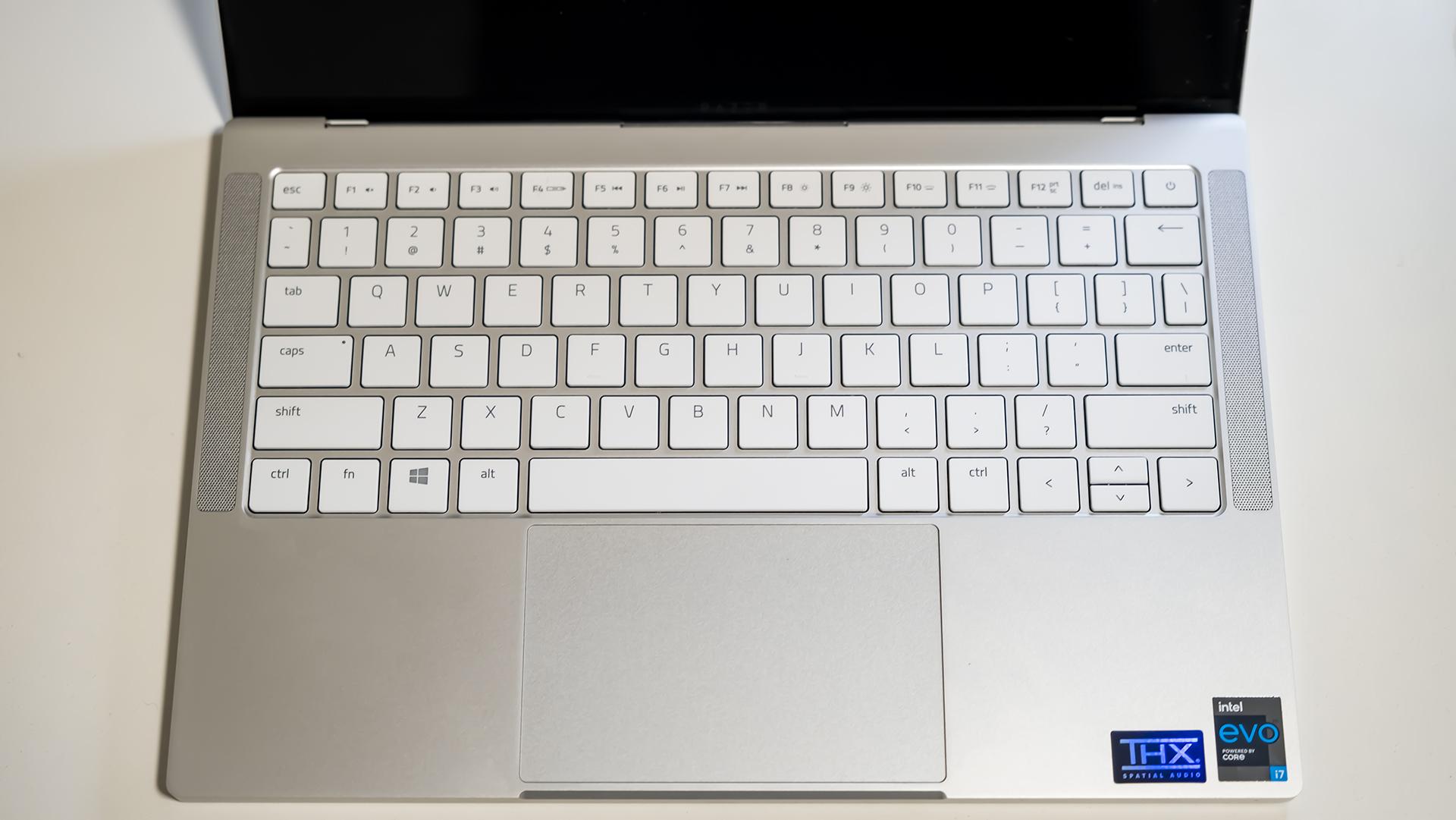 Razer Book 13 Tastatur Keyboard