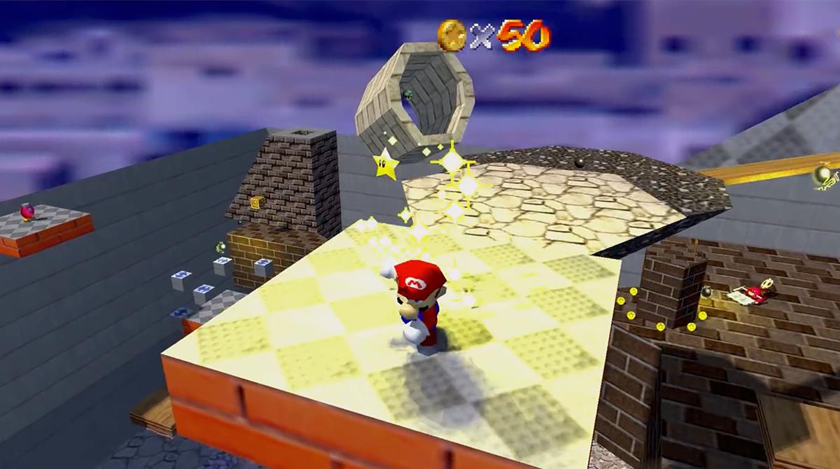 Ray Tracing: Super Mario 64 so hübsch wie noch nie