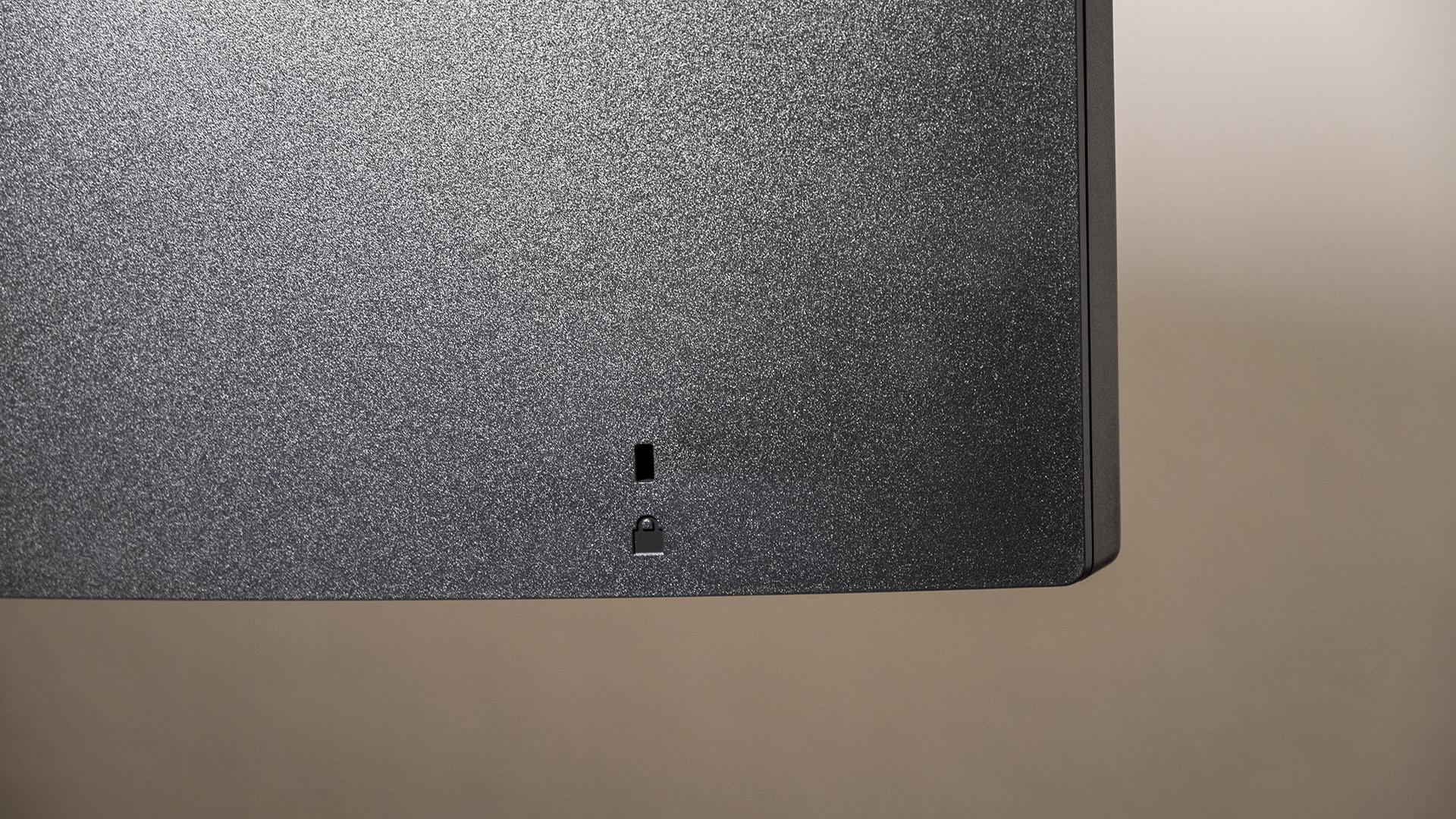 ViewSonic VP3481 ColorPro Monitor Kensington Lock