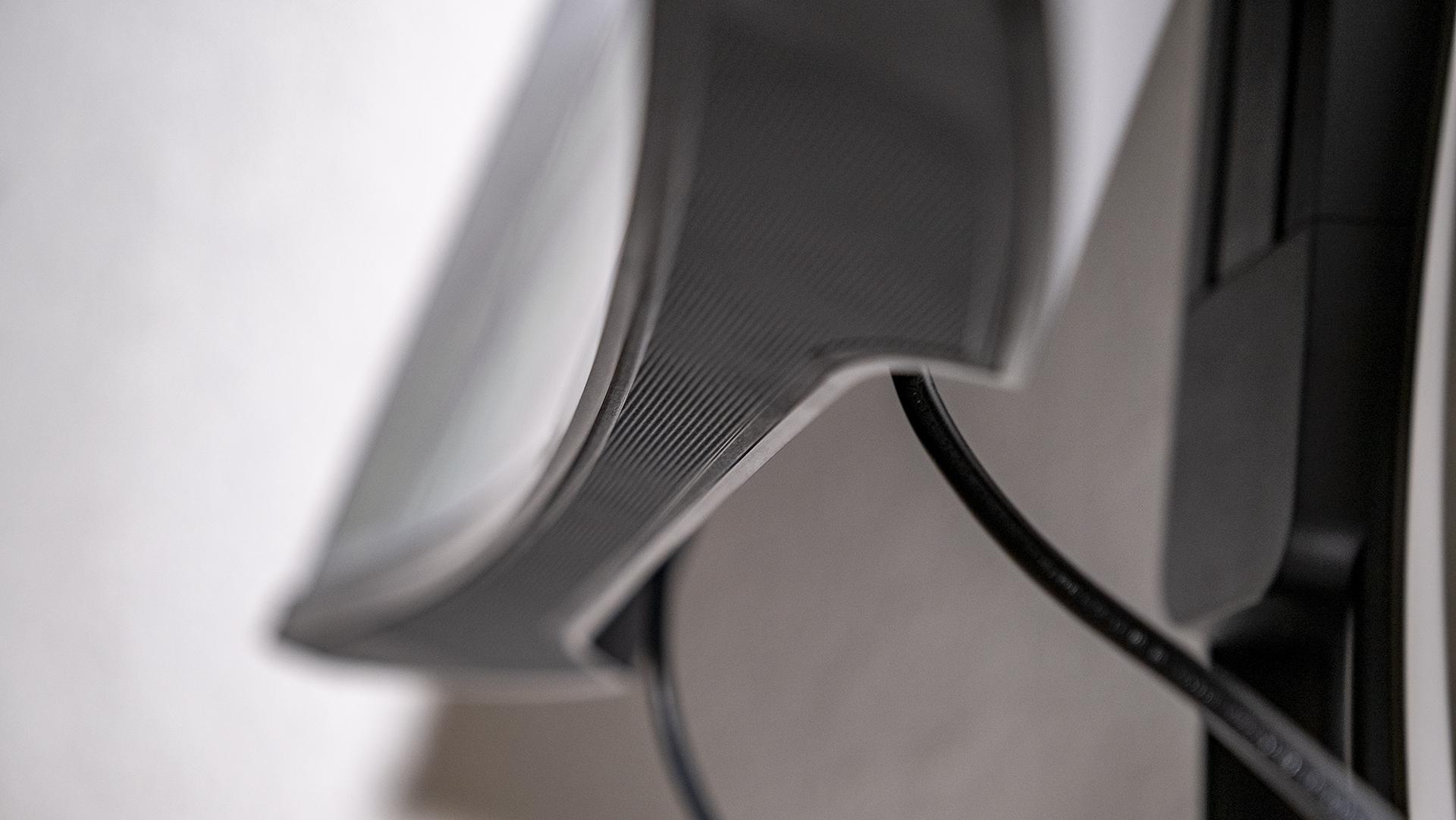 ViewSonic VP3481 ColorPro Monitor Lautsprecher Unterseite