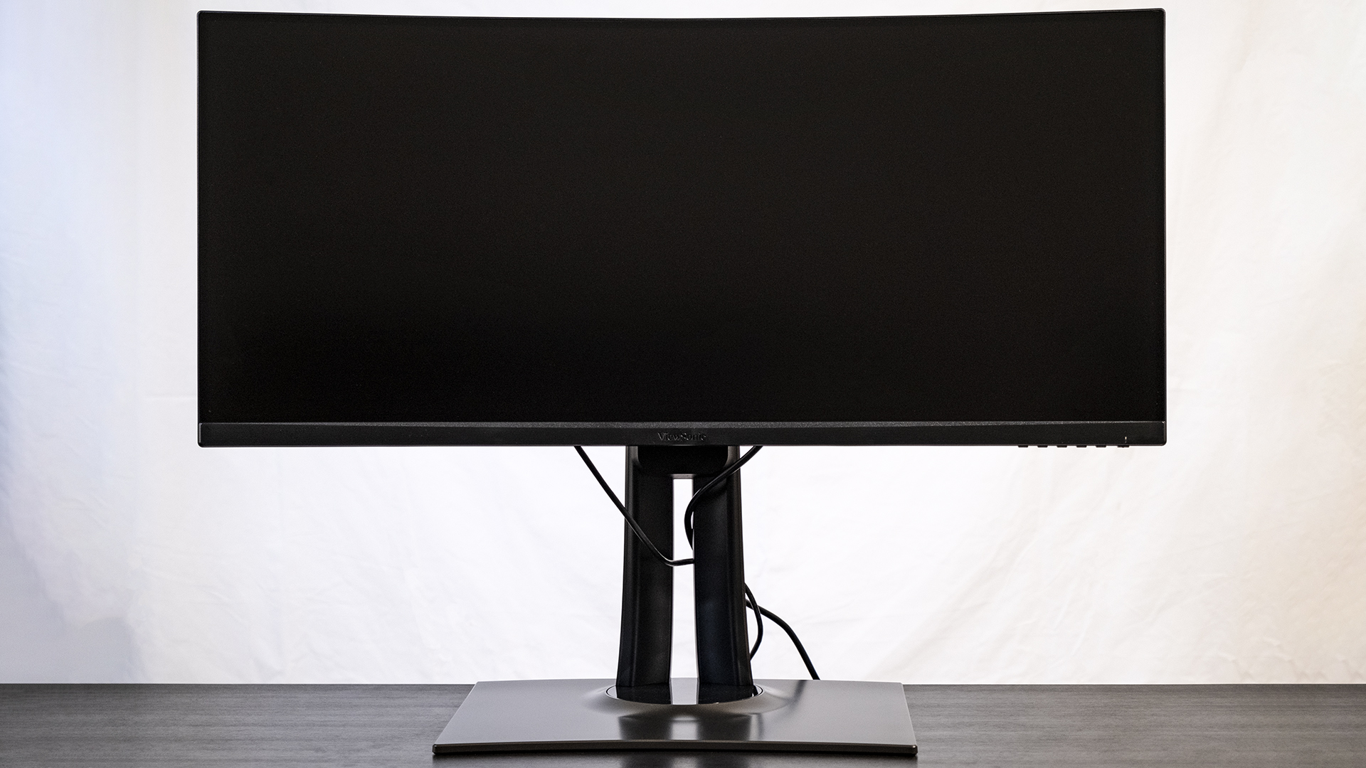 ViewSonic VP3481 ColorPro Monitor Standfuß Frontal maximale Höheneinstellung