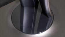 ViewSonic VP3481 ColorPro Monitor Standfuß Spiegelung Filler