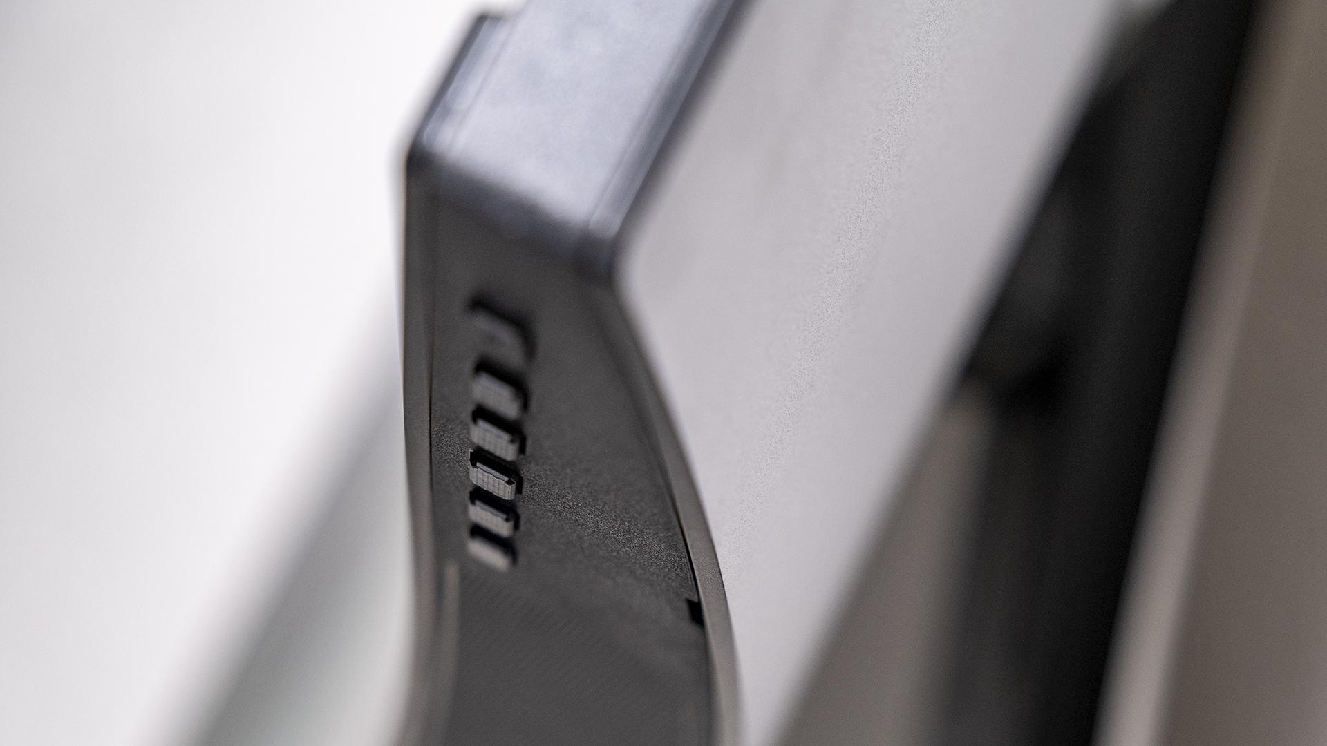 ViewSonic VP3481 ColorPro OSD Tasten Keys