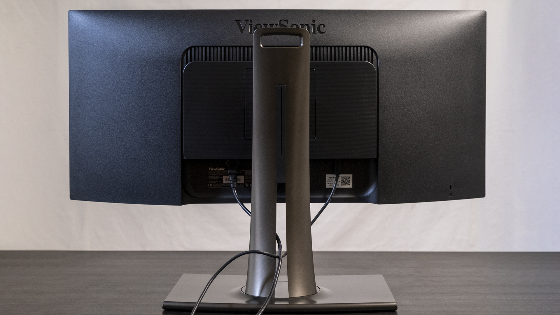 ViewSonic VP3481 ColorPro Rückseite Totale