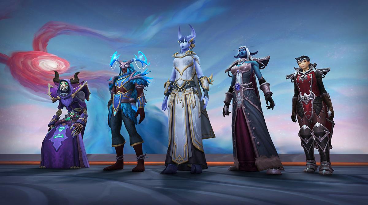 World of Warcraft Leak Opener