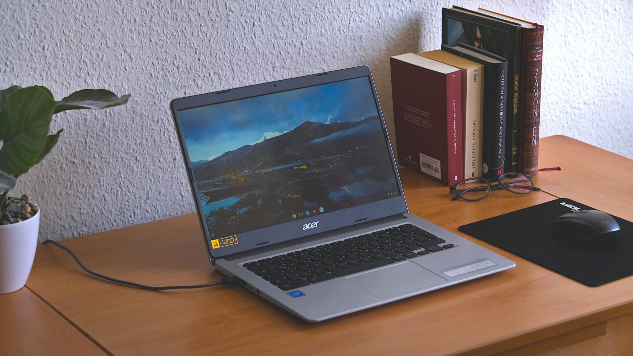 Acer Chromebook 314: Günstiger Dauerläufer mit ChromeOS