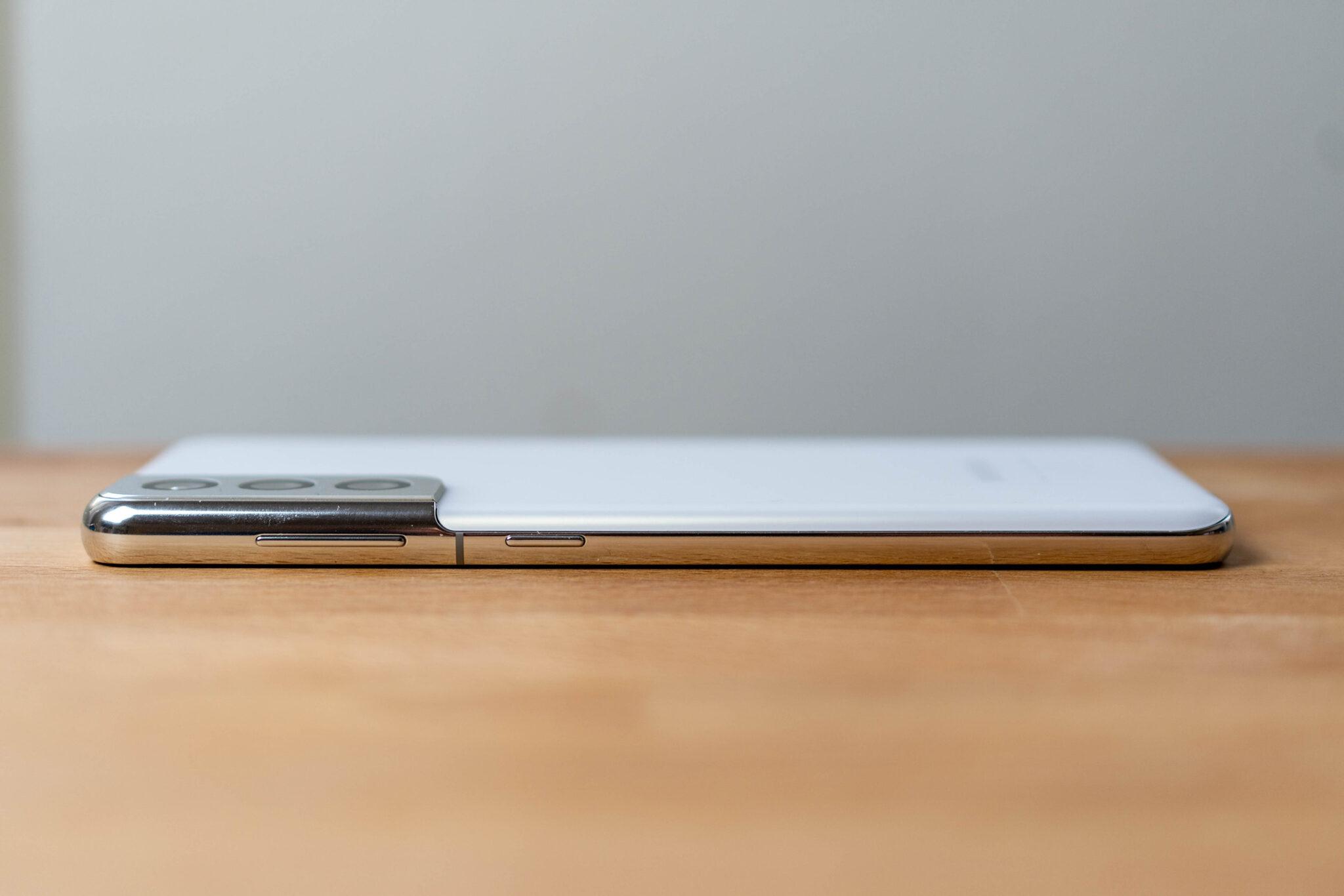 Samsung Galaxy S21 Powerbutton und Lautstärkewippe
