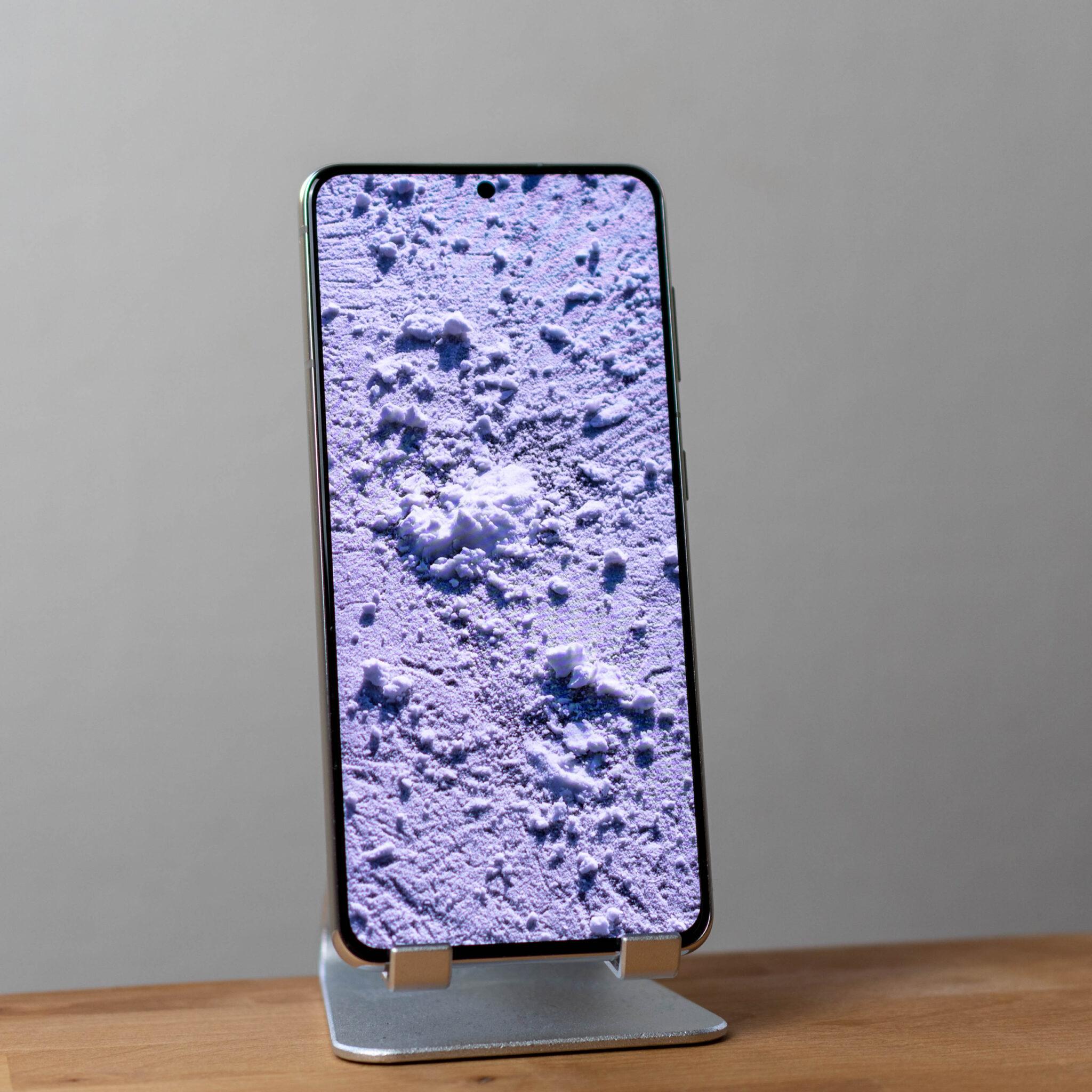 Samsung Galaxy S21 Test