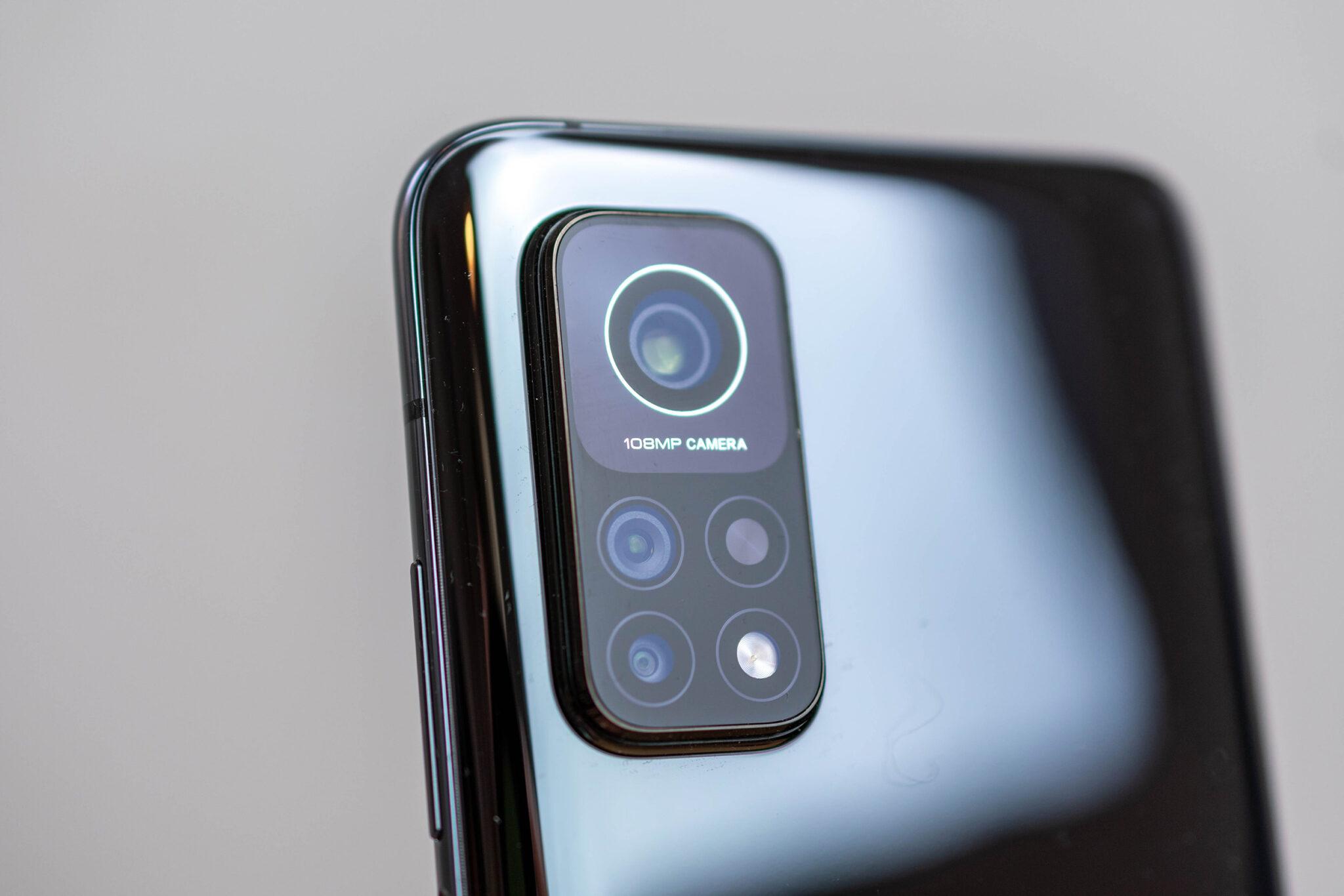 Xiaomi Mi10T Pro 5G Kamera