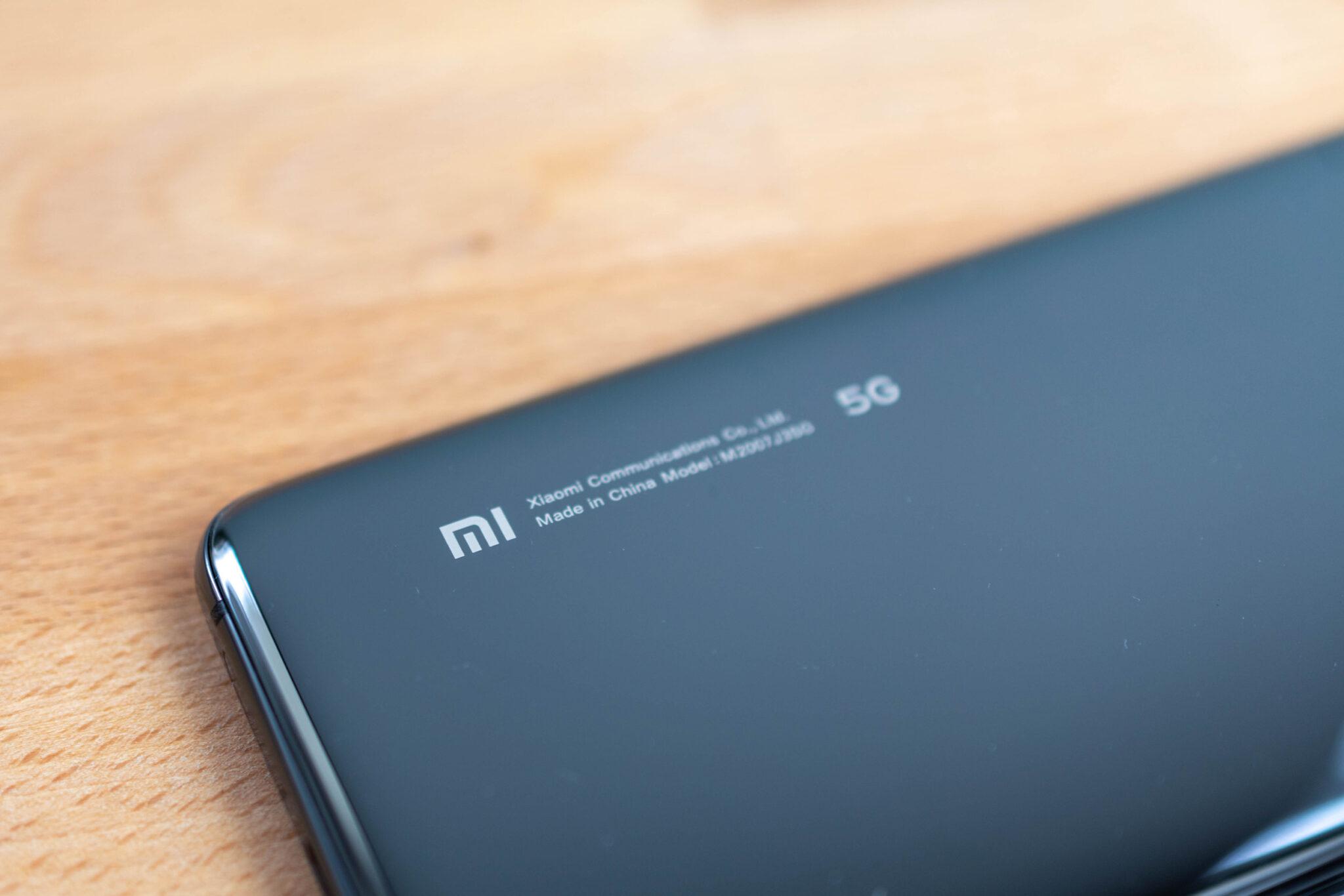 Xiaomi Mi10T Pro 5G Rückseite