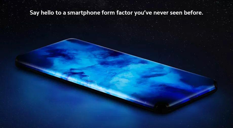 Xiaomi zeigt Konzept-Smartphone mit vollständig abgerundeten Display