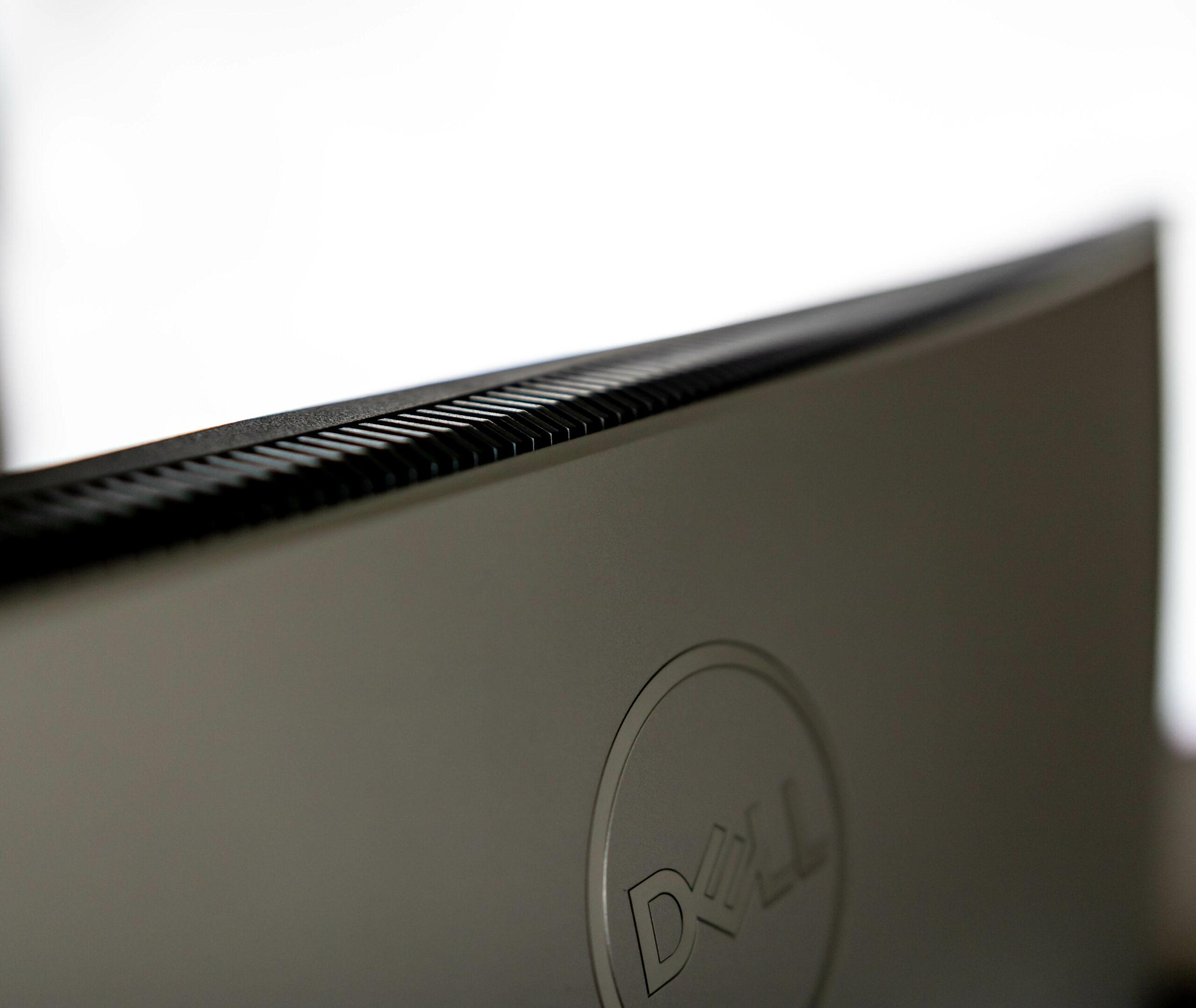 Dell UltraSharp U3421WE - Luftschlitze