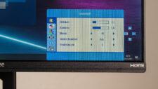 Hannspree 248WJB Office Monitor OSD 1