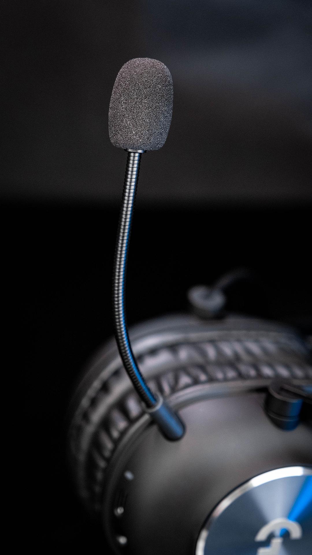 Logitech Pro X Wireless Gaming-Headset Mikrofon