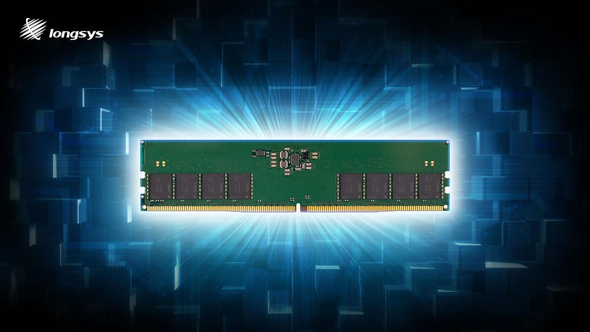 Longsys DDR5 RAM Intel Alder Lake Aufmacher Blog