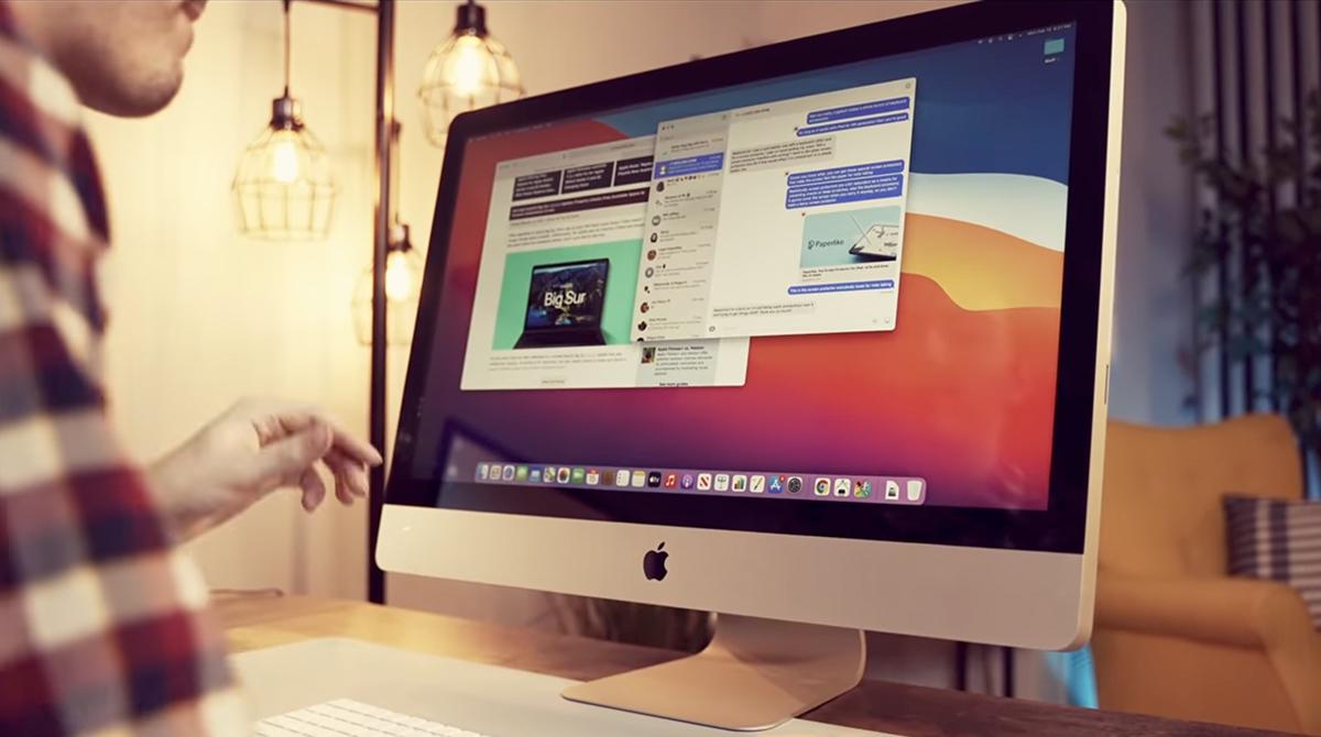 Apple Silicon: YouTuber baut sich seinen eigenen iMac mit M1-Chip