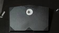 MSI Optix MAG274QRF-QD Standfuß Unterseite