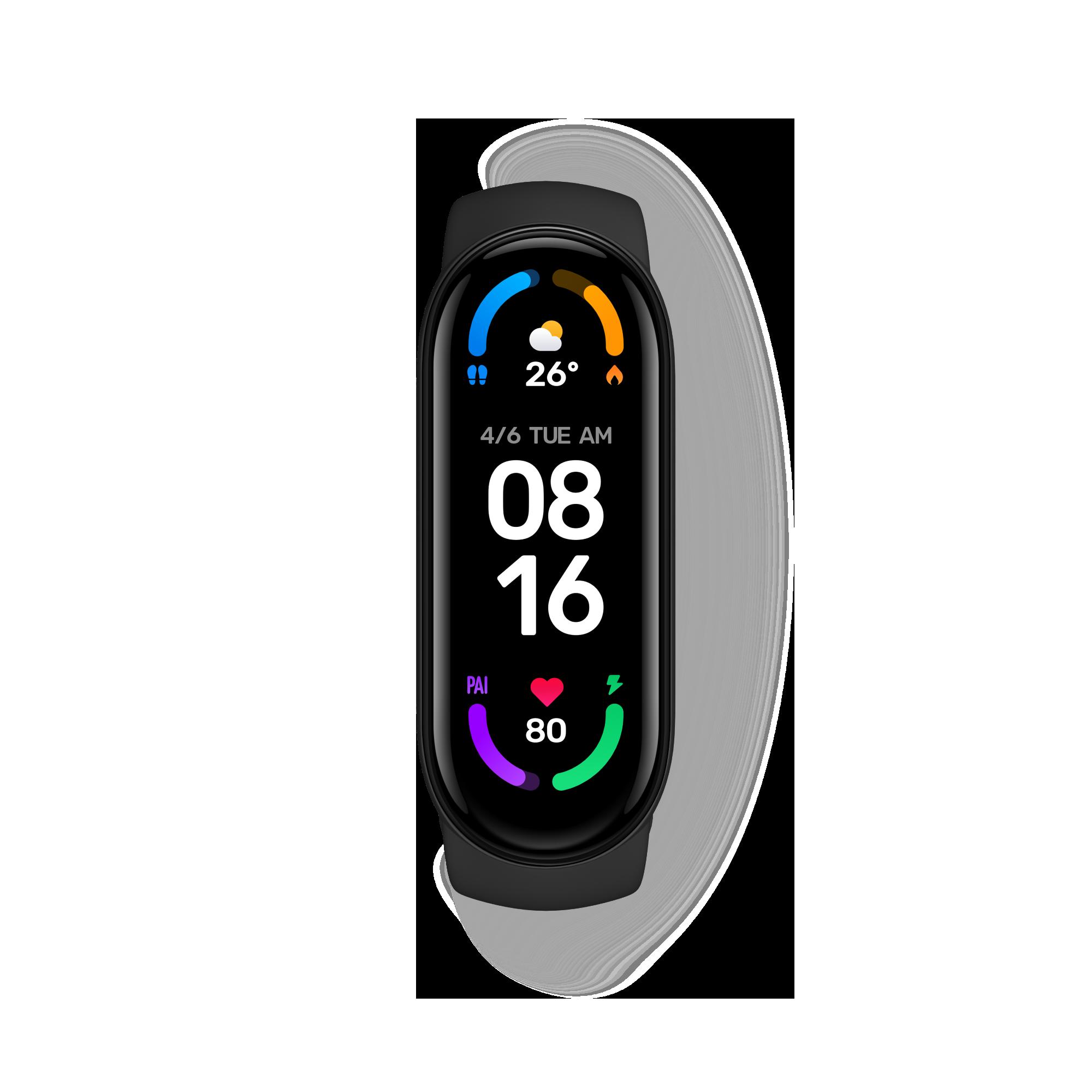 Xiaomi Mega Event März Mi band 6 Display