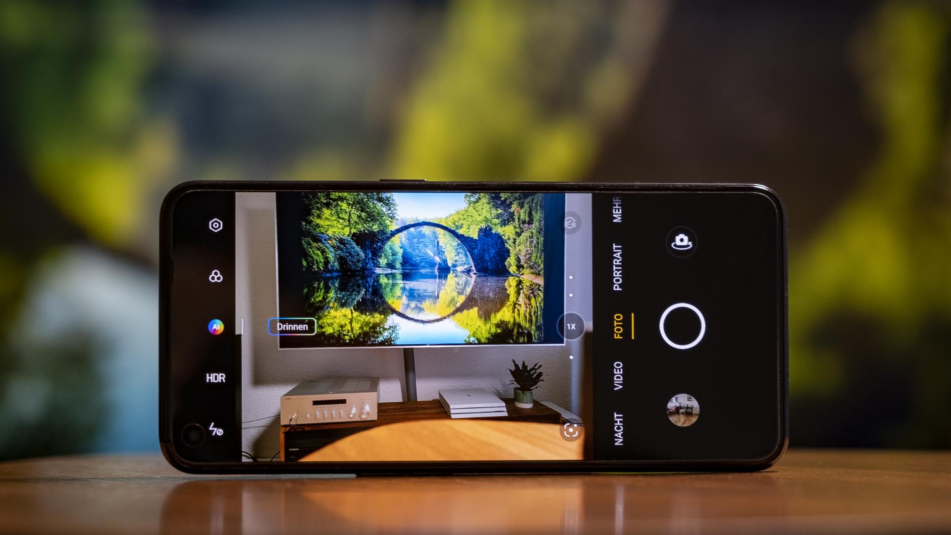 OPPO Find X3 Lite 5G Frontal Kamera