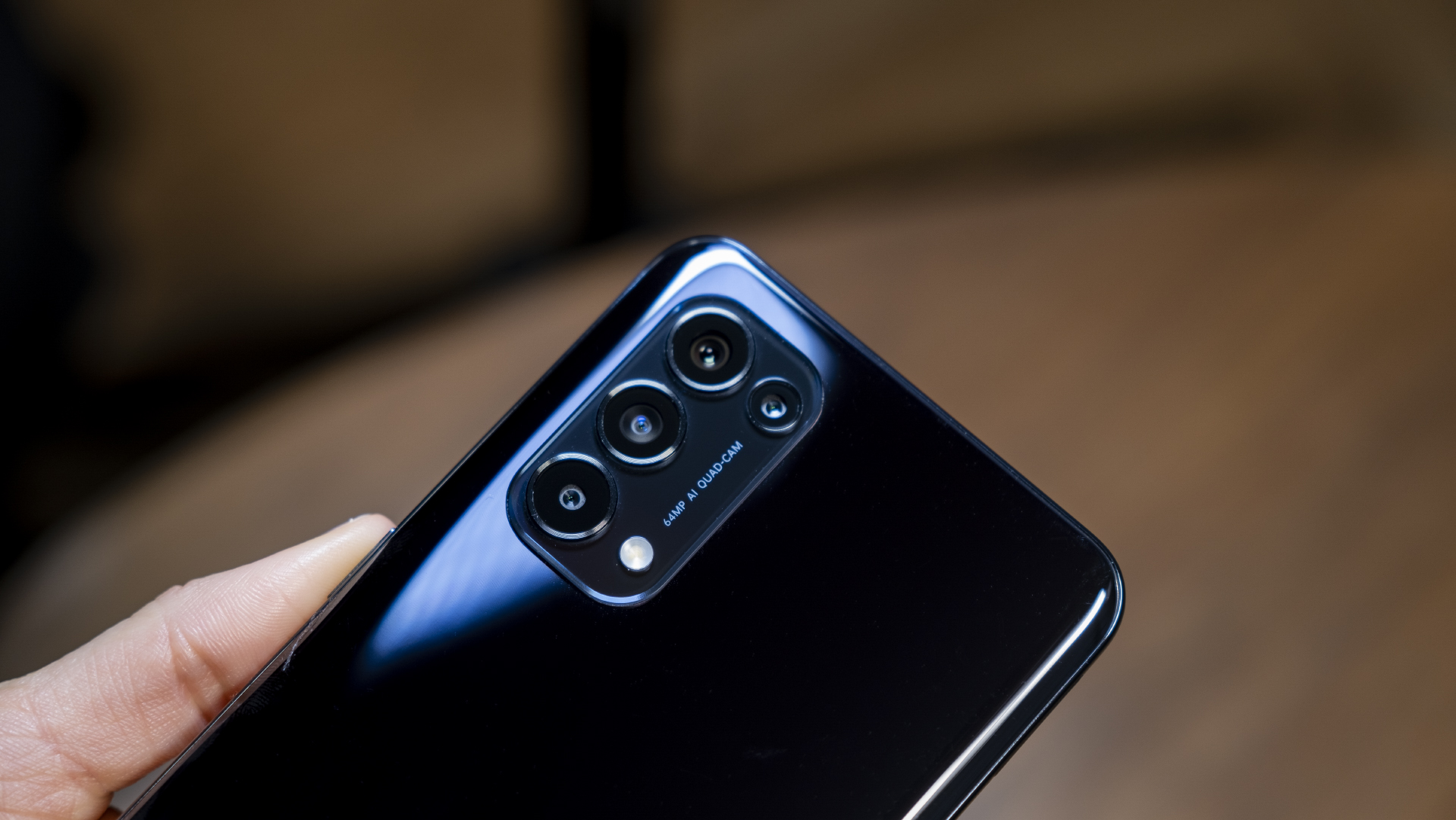 OPPO Find X3 Lite 5G Kamera Close Up