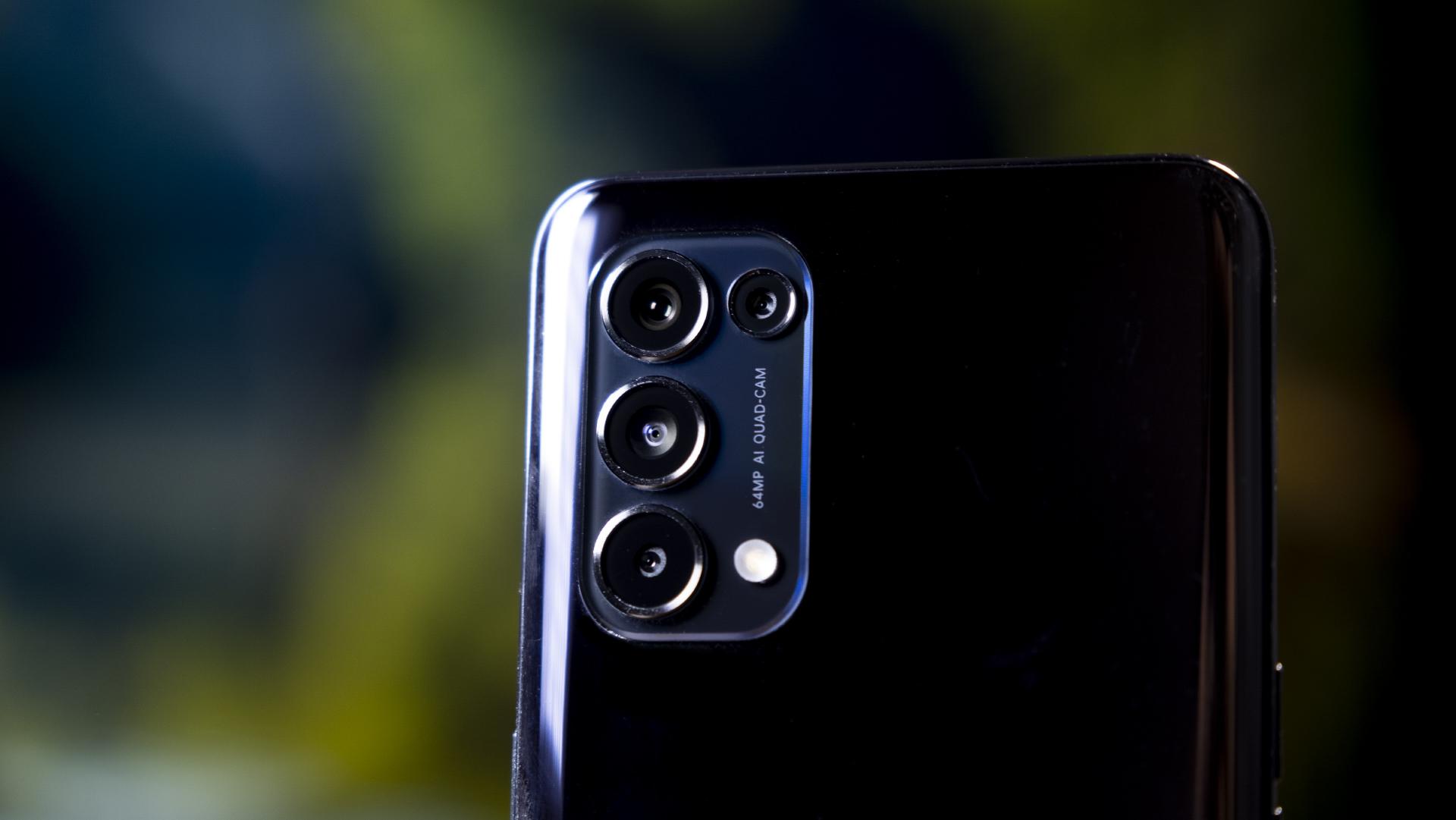 OPPO Find X3 Lite 5G Kamera