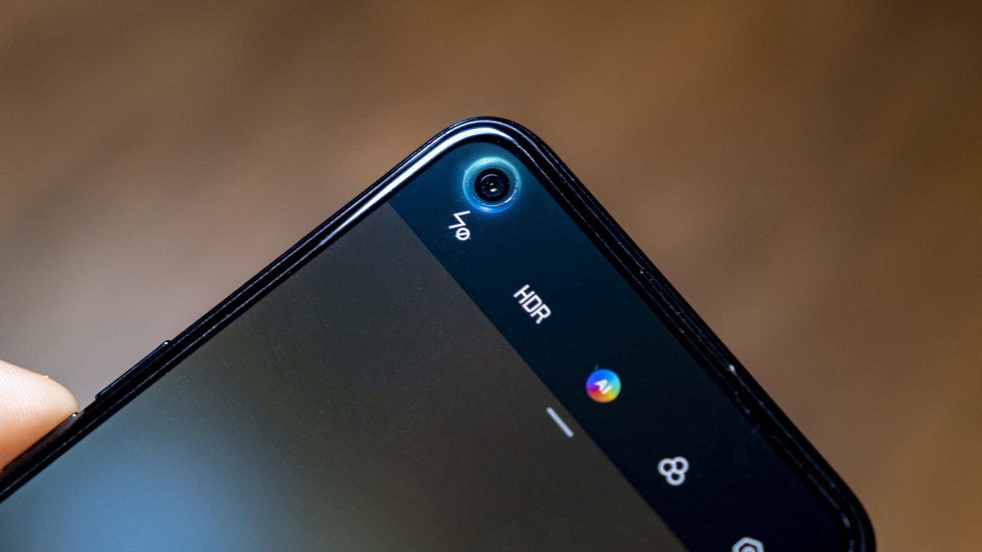 OPPO Find X3 Lite 5G Selfie Kamera 2